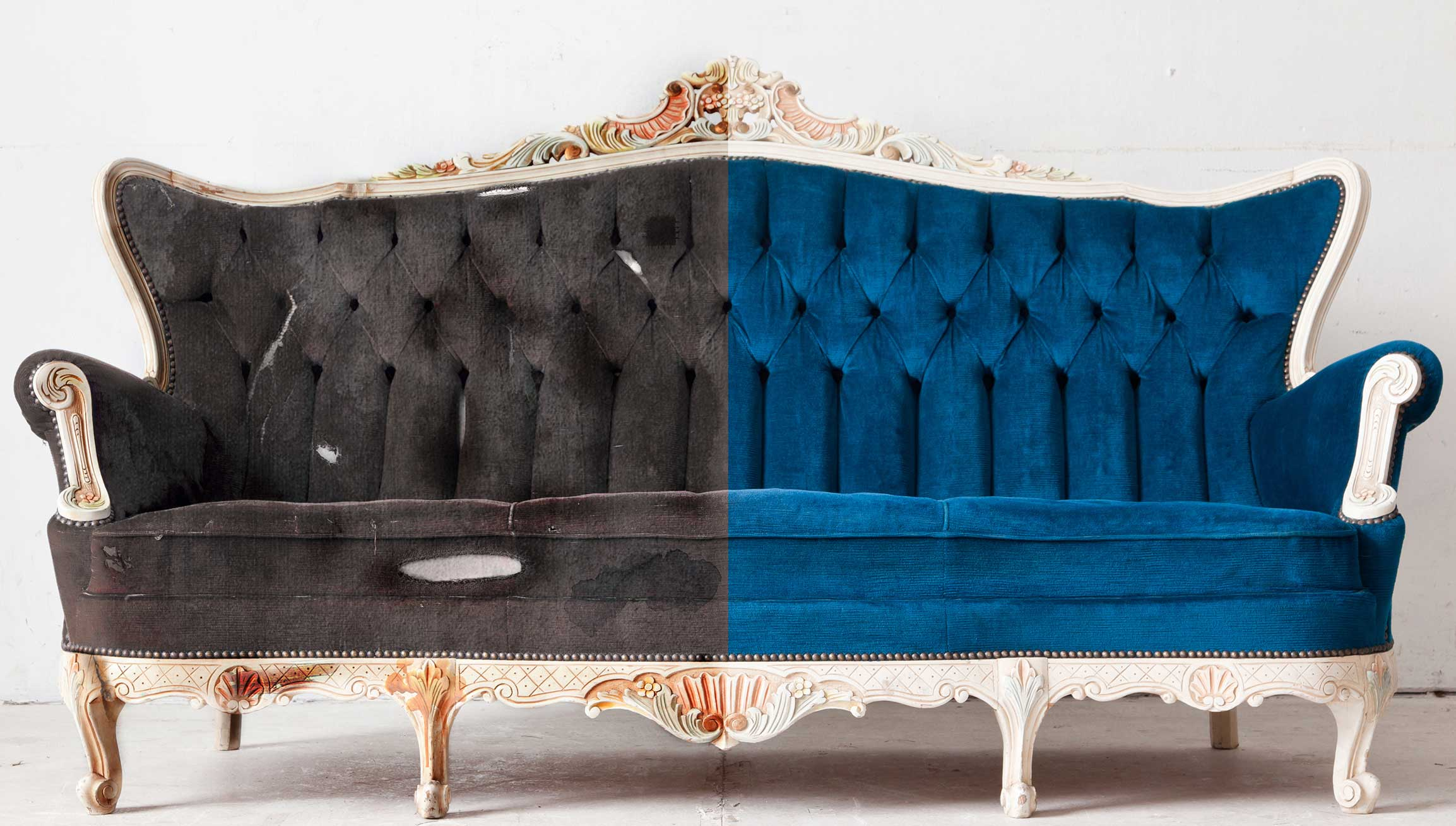 Riviera Reupholstery Furniture